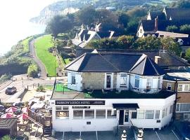 Harrow Lodge Hotel, hotel in Shanklin
