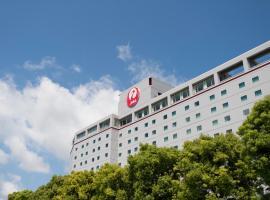Hotel Nikko Narita, готель біля аеропорту Міжнародний аеропорт Нарита - NRT,