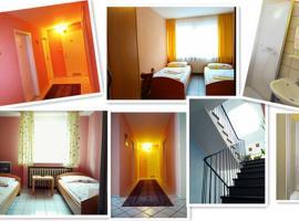Hotel Yans, hotel in Oberhausen