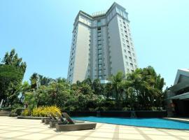 Java Paragon Hotel & Residences, apartemen di Surabaya