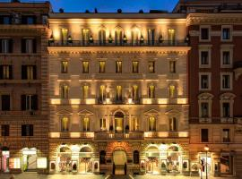 Hotel Artemide, hotel in Rome City Center, Rome
