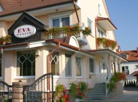 Éva Panzió, hotel a Sárvári Gyógy-és Wellnessfürdő környékén Sárváron