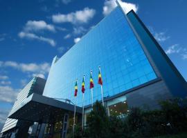 GHS Hotel, hotel in Brazzaville