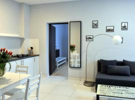 Apartamenty Wadowity 4A, hotel with parking in Wadowice