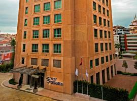 Park Dedeman Bostanci Hotel, hotel in Asian Side, Istanbul