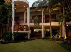 Hotel Westfalenhaus, hotel en Asunción