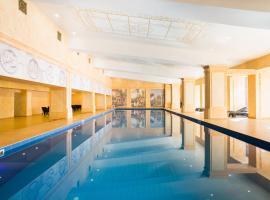 Гранд Отель и СПА Аристократ Кострома, отель с удобствами для гостей с ограниченными возможностями в Костроме