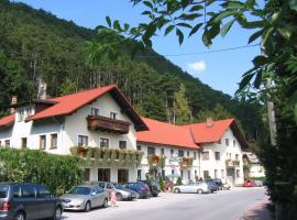 Gasthof zur Bruthenne, Hotel in Weissenbach an der Triesting