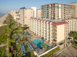 Grande Shores Ocean Resorts Condominiums, serviced apartment in Myrtle Beach
