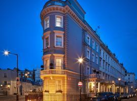 The Diplomat Hotel, hotel in Belgravia, London