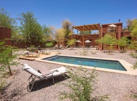 Casa Solcor Boutique Bed & Breakfast, hotel in San Pedro de Atacama