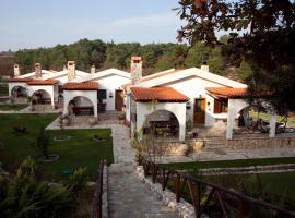 Apolithomeno Dasos Holiday Villas, hotel near Dadia Forest, Lefkimmi