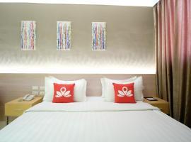 ZEN Premium Dela Chambre Hotel Manila, hotel malapit sa Intramuros, Maynila