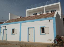 Kaza Tropikal, guest house in Vila do Maio