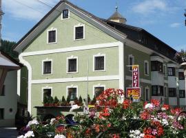 Aktiv Hotel Zur Rose, accommodation in Steinach am Brenner