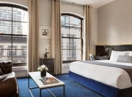 The Frederick Hotel Tribeca, hotel near One World Trade Center, New York