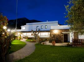 Turismo Rurale Belvedere Pradonos, hotell i Dorgali