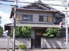 Takama Guest House, ostello a Nara