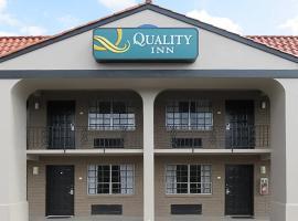 Quality Inn Forsyth, hotel in Forsyth