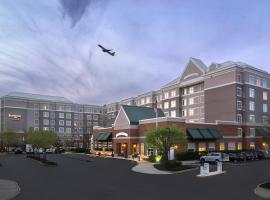 Residence Inn by Marriott Newark Elizabeth/Liberty International Airport, hotel near Newark Liberty International Airport - EWR, Elizabeth