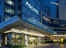 Ascott Kuningan Jakarta, hotel in Jakarta
