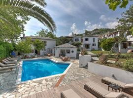 Aeolos Hotel & Villas - Pelion, vacation rental in Chorefto
