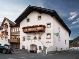 Hotel Schwarzer Adler, Hotel in Reschen