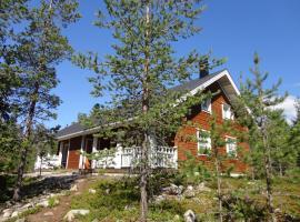 Ounasvaaran Lakituvat Chalets, loma-asunto Rovaniemellä