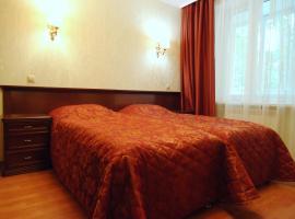 Apart-Hotel Nagornoe, hotel in Khimki