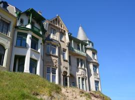 Hotel Villa Anita, hôtel à La Panne près de: Hôpital de Dunkerque