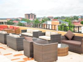 James Hotel Juba, accommodation in Juba