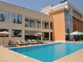 Great Seasons Designated Transit Hotel, hotel in Kigali