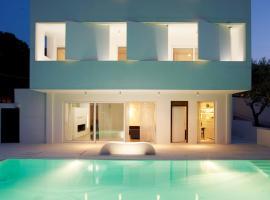 Infinity White Complex, pet-friendly hotel in Porto Rafti