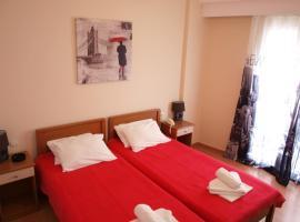 Efstratios Hotel, отель в Лутра-Эдипсу