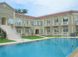 La Corte Toscana Hotel & Resort Juba, accommodation in Juba
