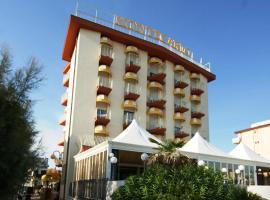 Hotel Montecarlo, отель в городе Лидо-ди-Езоло