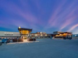 Heritage Inn Hotel & Convention Centre - Pincher Creek, hotel in Pincher Creek