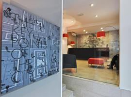 BB Hotels Aparthotel Visconti, serviced apartment in Milan