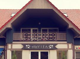 Vilavita, viešbutis Juodkrantėje