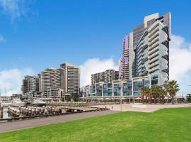 Docklands Private Collection - New Quay, hotel near Marvel Stadium, Melbourne