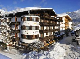 Alte Schmiede Hiltpolt, hotel in Seefeld in Tirol