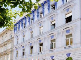 Westend City Hostel, hostel in Vienna