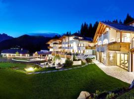 Hotel Costes, hotell i Corvara