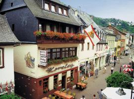 Hotel & Restaurant zur Loreley, Hotel in Sankt Goar