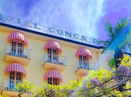 Hotel Conca D'Oro ***S, hotel in Garda