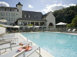 Hôtel La Rivière, hotel in Entraygues-sur-Truyère