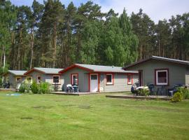 Feriencamp Trassenheide, resort village in Trassenheide