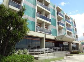 Hotel Sol da Praia, hotel em Vitória