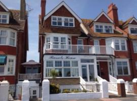 Bassets House, hotel in Eastbourne