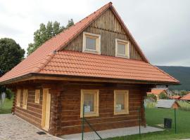 Drevenica Hrabušice, hotel in Hrabušice
